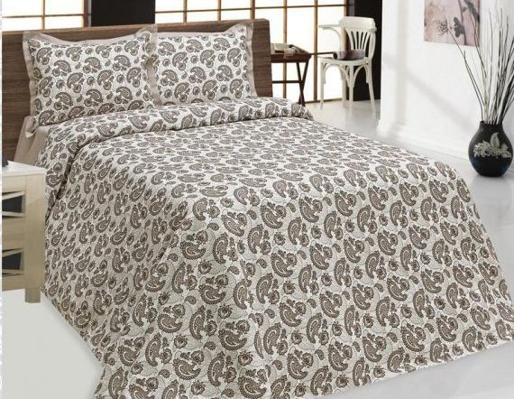 Bed linen stuffed